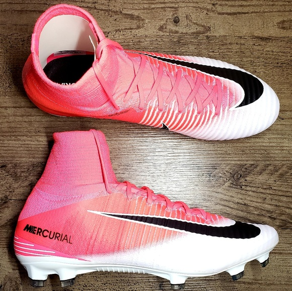 ad9f62ab8 Nike Shoes | Mercurial Superfly V Fg Soccer Cleats Boots | Poshmark